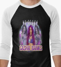 Sasha Men's Baseball ¾ T-Shirt