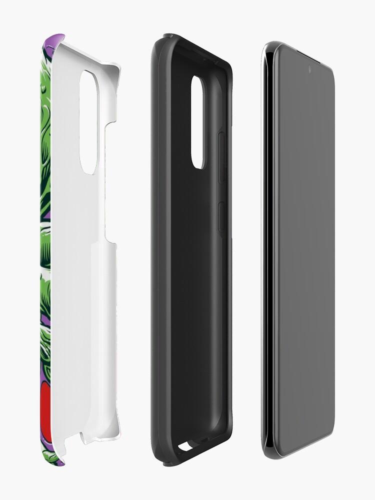 Alternate view of OCTAMAN! Case & Skin for Samsung Galaxy