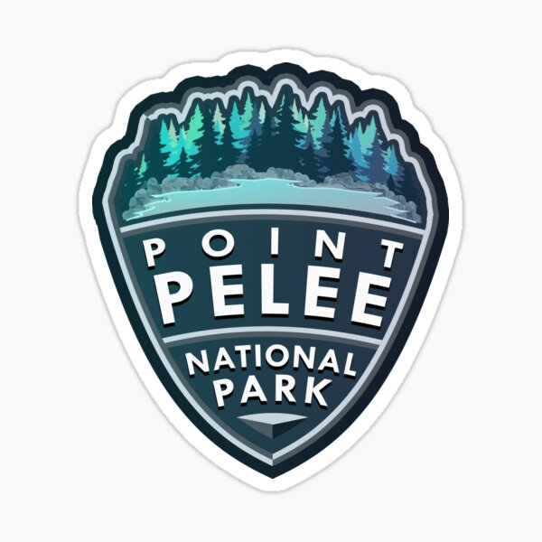Point Pelee National Park Simple Sticker