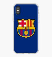 FC Barcelona  iPhone Case