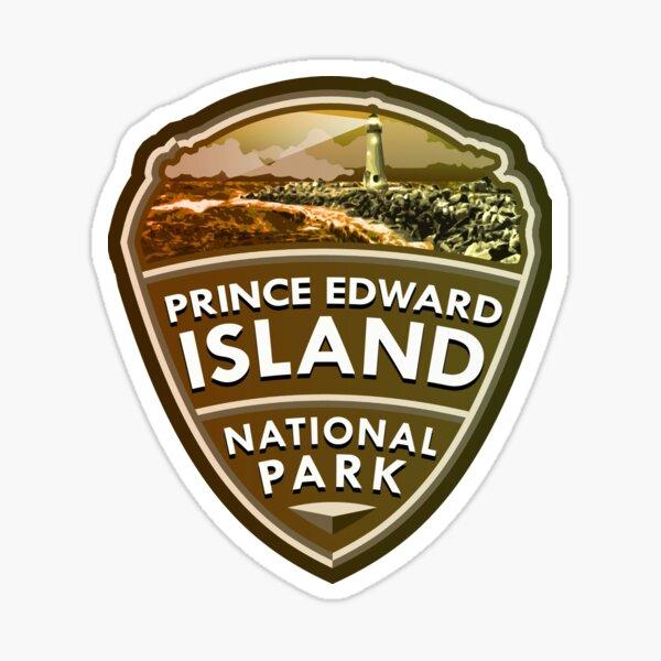 Prince Edward Island National Park Simple Sticker