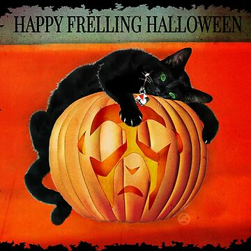 Happy Frelling Halloween by spritelady