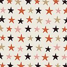 Star Pattern Color by meandthemoon