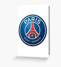PSG Greeting Card