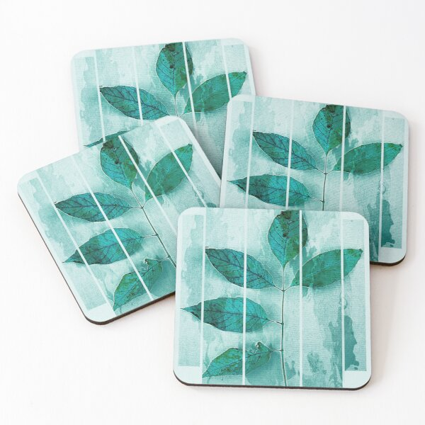 There's Beauty In Being Different Coasters (Set of 4)