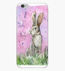 Willow the hare iPhone Case