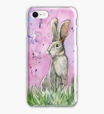 Willow the hare iPhone Case/Skin