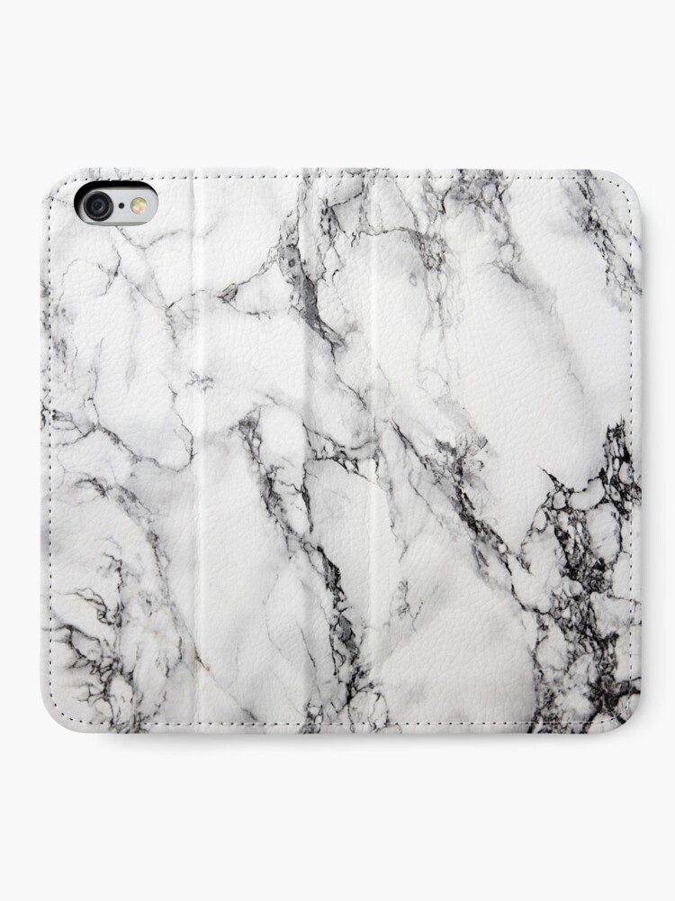 Alternate view of Marble iPhone Wallet