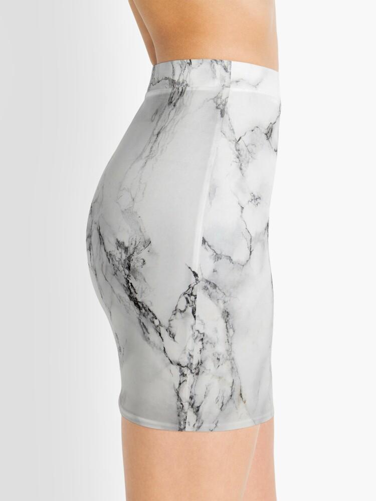 Alternate view of Marble Mini Skirt