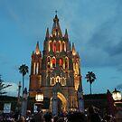 San Miguel de allende  by Farah McLennan