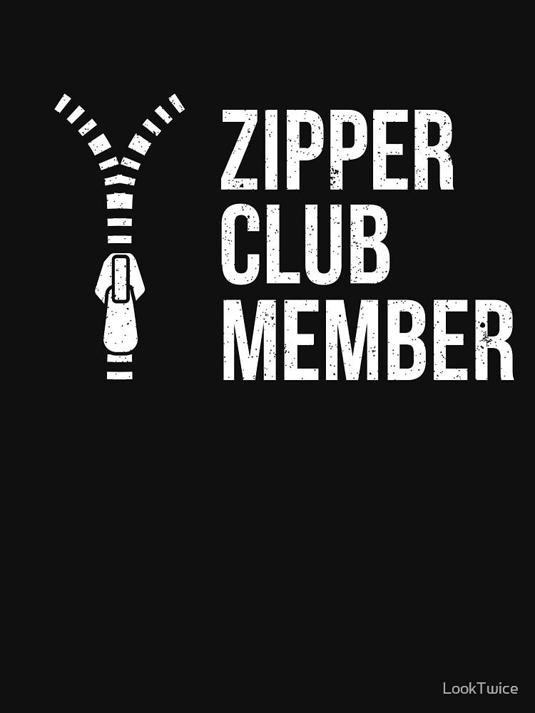 CHD Heart Surgery Zipper Club Congenital Heart Disease Shirt by LookTwice
