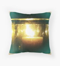 one flame Throw Pillow