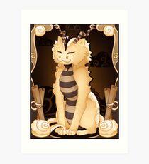 Cinnamon Dragon - 2018 Art Print
