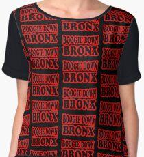 Boogie Down Bronx Chiffon Top
