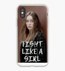 Vinilo o funda para iPhone Alycia Debnam-Carey