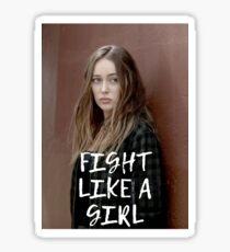 Alycia Debnam-Carey Sticker