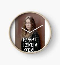 Alycia Debnam-Carey Clock