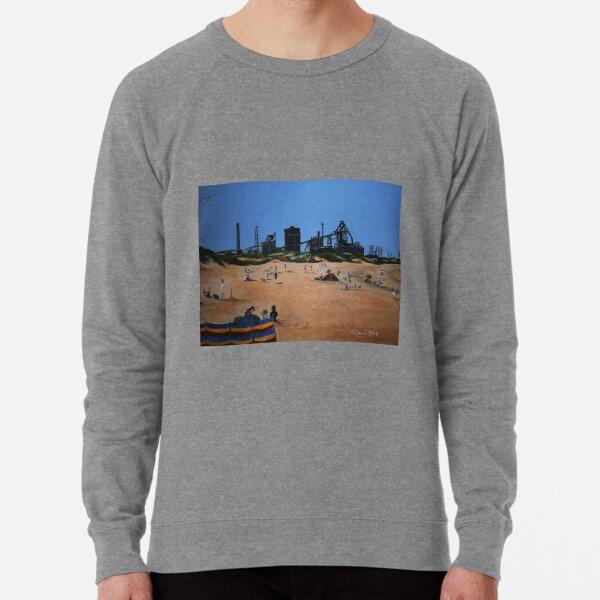 Redcar Beach and Steelworks Lightweight Sweatshirt