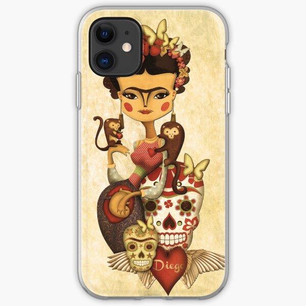 Fridastyle Funda blanda para iPhone