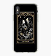 Vinilo o funda para iPhone The Lovers Tarot Card