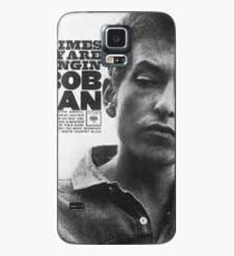 the times they are changin, bob dylan Case/Skin for Samsung Galaxy