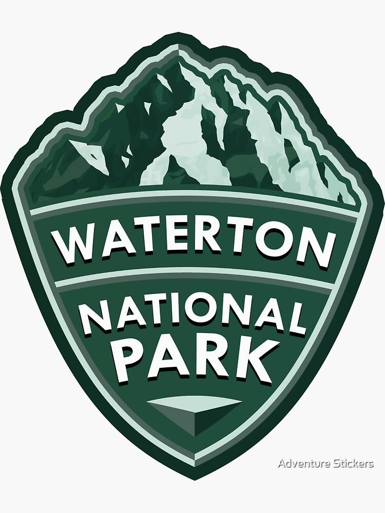Waterton National Park Simple by tysonK