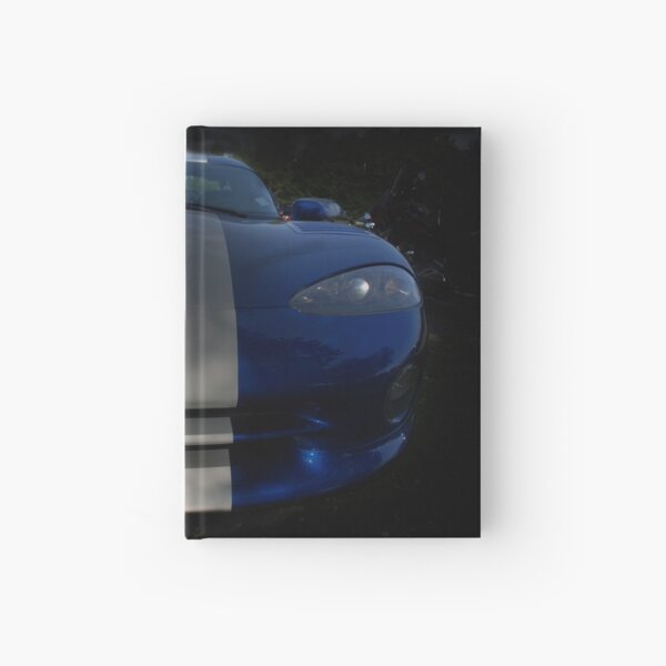 Dodge Viper GTS Hardcover Journal