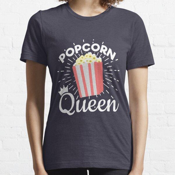 Popcorn Queen  Essential T-Shirt
