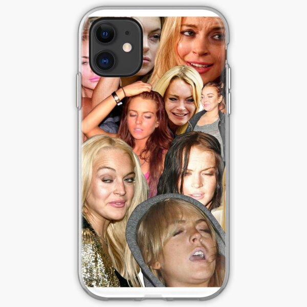 Fucked up Lindsay is the best Lindsay iPhone Soft Case