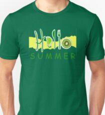 HOLA¡ verano Slim Fit T-Shirt