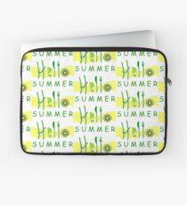 HOLA¡ verano Laptop Sleeve
