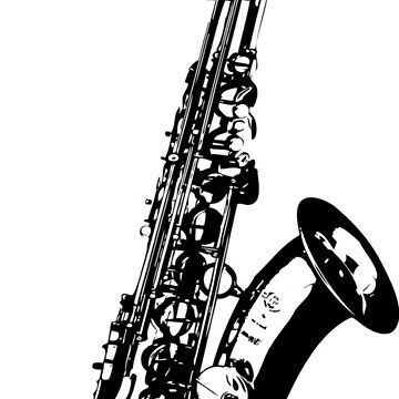 Saxophone by Cocotteetloulou
