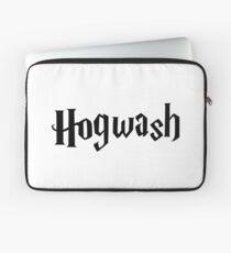 Hogwash the best wizarding school in the world Laptop Sleeve