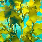 Kelp Forest Abstract by Leroy Laverman