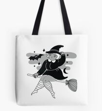 flying at midnight Tote Bag