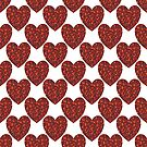 Decorative hearts from lava by starchim01