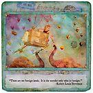 2010 Foxfires Calendar - March by Aimee Stewart