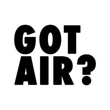 GOT AIR? by lukassfr