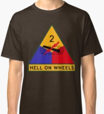 2nd Armored Division Classic T-Shirt