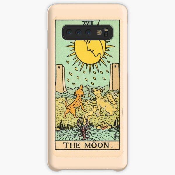 Tarot Card - The Moon Samsung Galaxy Snap Case
