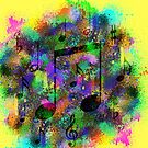 Colorful music by Anteia