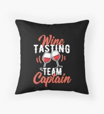 Cojín de suelo  Wine Lover Wine Tasting Captain Birthday Gift Idea