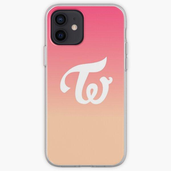 TWICE Fandom Colors iPhone Soft Case