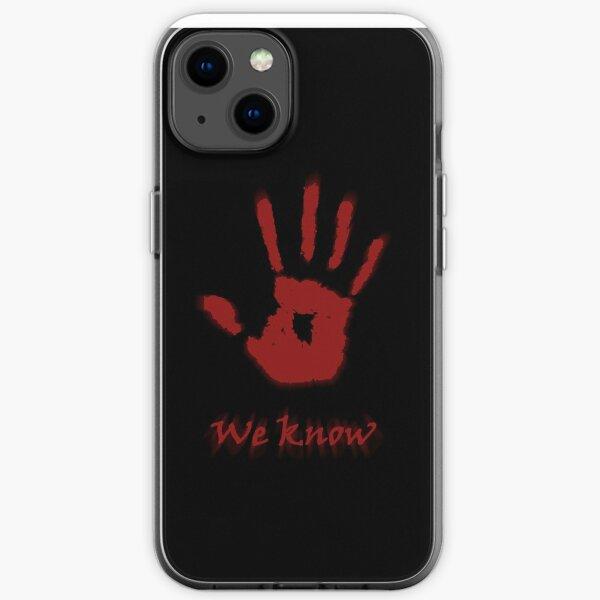 Dark Brotherhood iPhone Soft Case