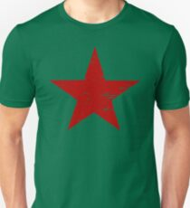 THE RED STAR Unisex T-Shirt