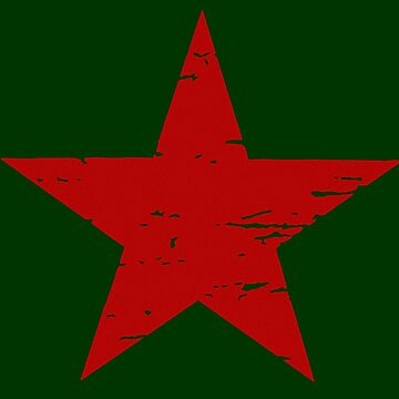 THE RED STAR by Paparaw