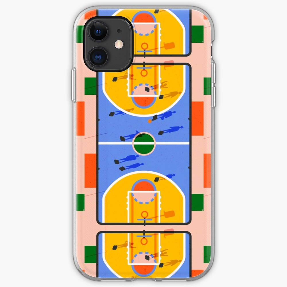 Hoops iPhone Case & Cover