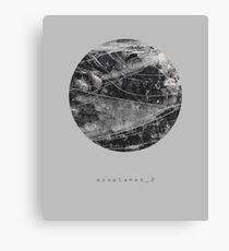exoplanet_2 (ink) Canvas Print