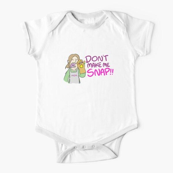 Infinity Mom! Short Sleeve Baby One-Piece