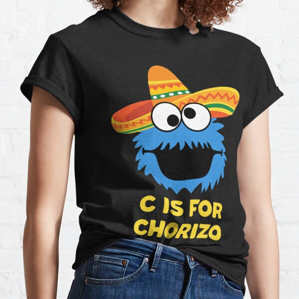 Funny Mexican Monster Classic T-Shirt